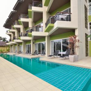 VENATTO piscina_cancun02 Hotel BR