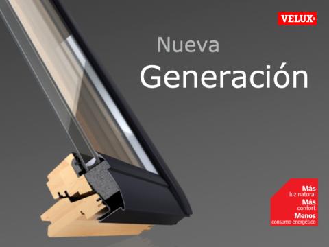 LA NUEVA GENERACION DE VENTANAS VELUX