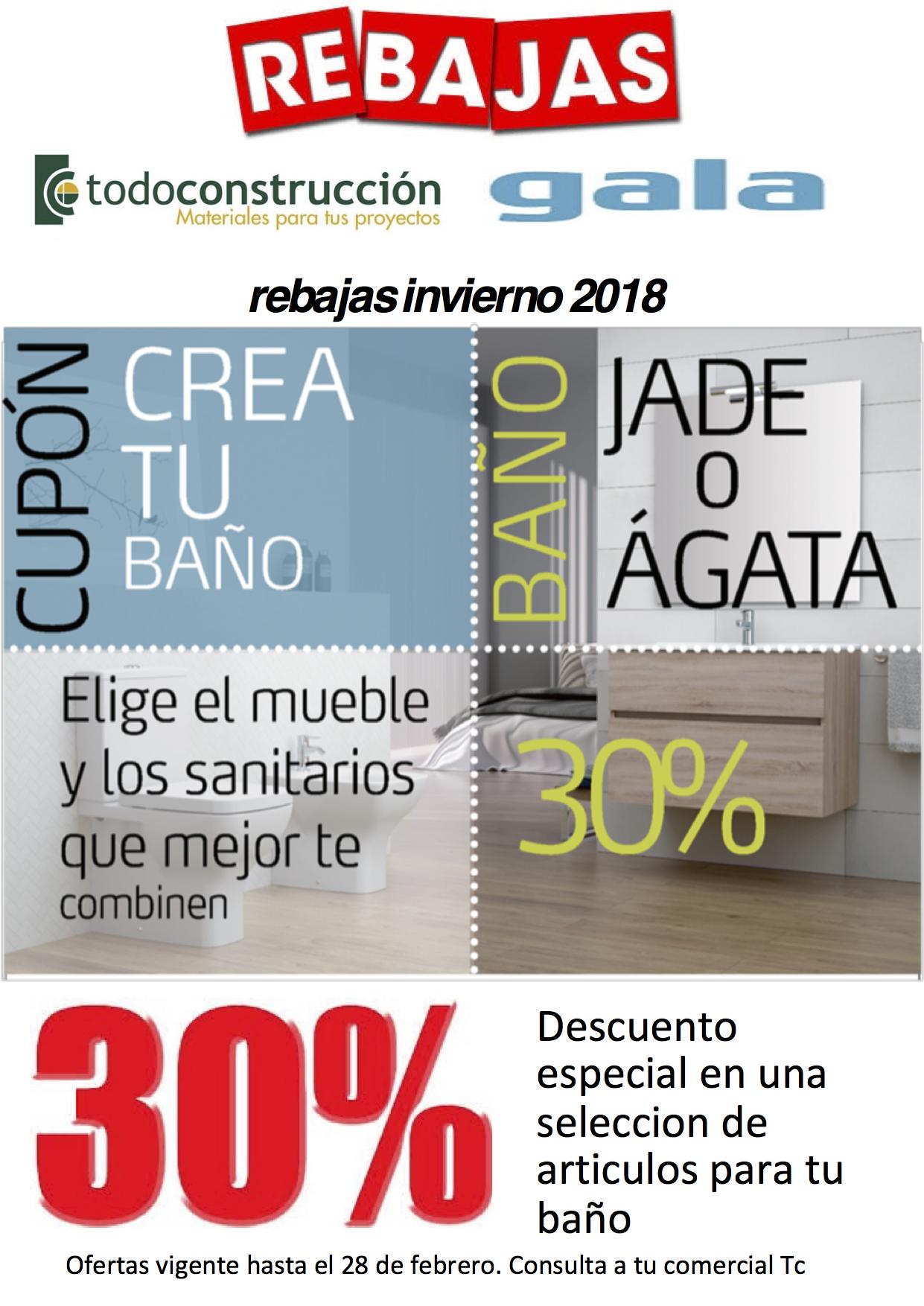 REBAJAS TODOCONSTRUCCION 2018