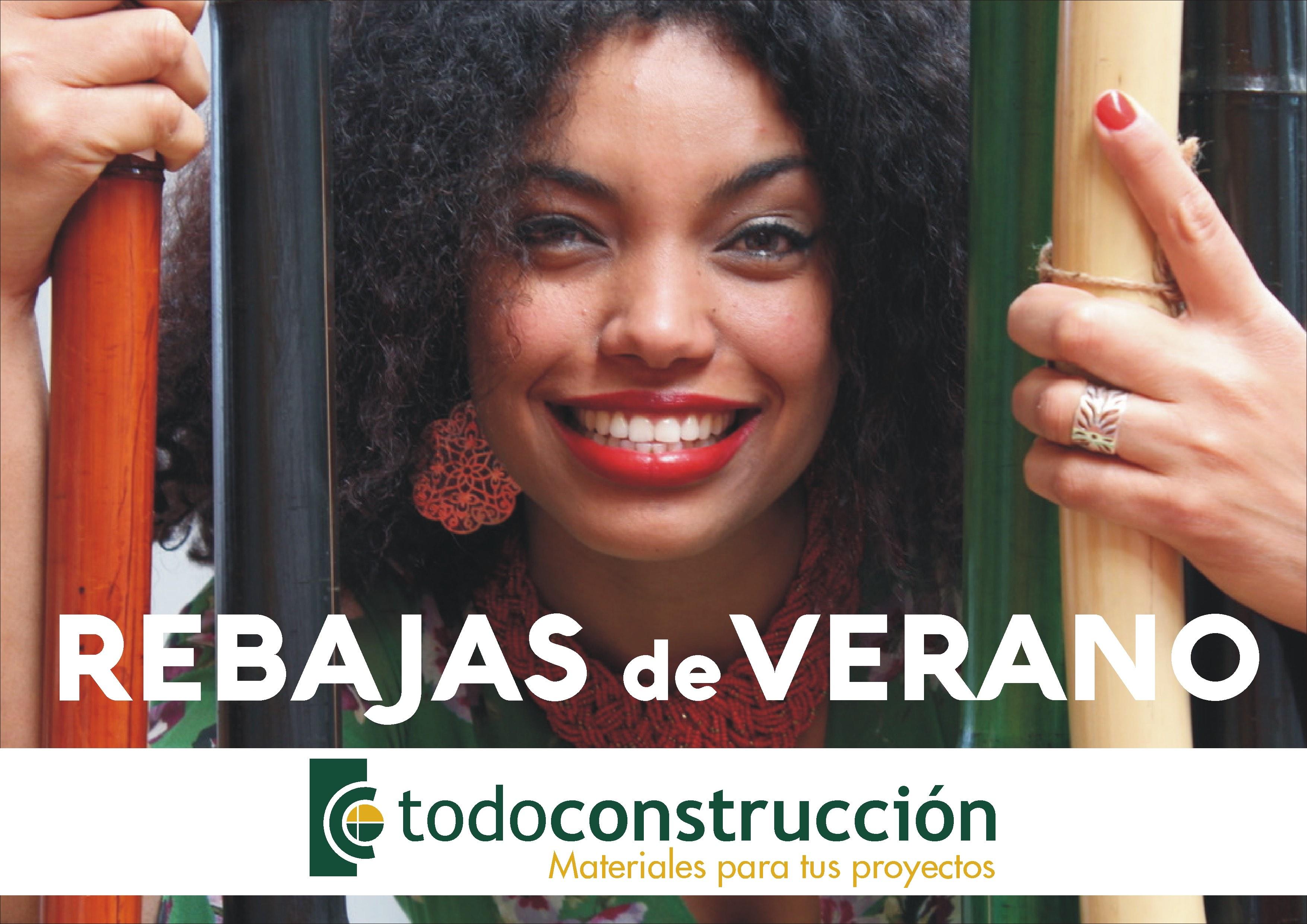 REBAJAS DE VERANO TODOCONSTRUCCIÓN