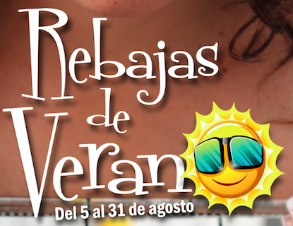 REBAJAS DE VERANO 2019
