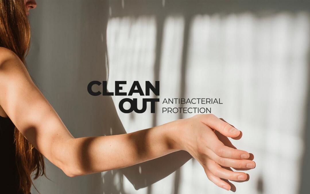 CERÁMICA ANTIBACTERIANA CLEAN OUT