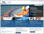 NUEVA WEB INNOVADORA E INTERACTIVA DE  CONSTRUTEC