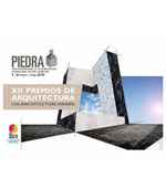XII PREMIOS DE ARQUITECTURA PIEDRA 2010
