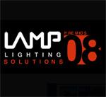 ÉXITO DE PARTICIPACIÓN EN LOS PREMIOS LAMP LIGHTING SOLUTIONS 2008