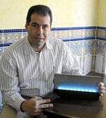 NACE EL MUEBLE CON PROPIEDADES TERAPÉUTICAS A TRAVÉS DE LUCES DE COLORES