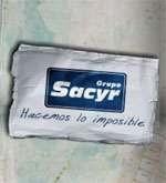 """SACYR CREA LOS PREMIOS SACYR: """"HACEMOS LO IMPOSIBLE"""""""
