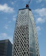 """UN PREMIO ACREDITA A LA TORRE """"COCOON"""", DE TOKIO, MEJOR RASCACIELOS DE 2008"""