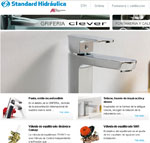 NUEVO PORTAL WEB DE STANDARD HIDRÁULICA