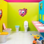 BABY WC, EL INODORO INFANTIL DE GALA
