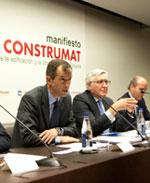 """LA CONSTRUCCIÓN REIVINDICA AYUDAS A TRAVÉS DEL """"MANIFIESTO CONSTRUMAT"""""""