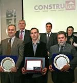 CONSTRULAN ENTREGA LOS V PREMIOS CONSTRUCCIÓN E INNOVACIÓN