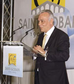 RICARDO DE RAMÓN, DELEGADO GENERAL DEL GRUPO SAINT-GOBAIN PARA ESPAÑA, PORTUGAL Y MARRUECOS
