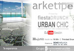 ARKETIPE TE INVITA A SU FIESTA DRUNCH 'URBAN CHIC'