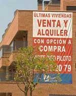 EL PRECIO DE LA VIVIENDA DESCIENDE UN 3,5% EN EL PRIMER TRIMESTRE DEL AÑO