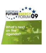 """EL EUROPEAN ENERGY FORUM GIRÓ EN TORNO AL TRIPLE OBJETIVO """"20-20-20"""""""