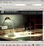 FREIXANET SAUNASPORT LANZA SU WEB CORPORATIVA