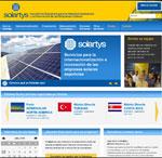 SOLARTYS LANZA SU NUEVA WEB